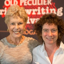 Ruth Rendell and Jeanette Winterson